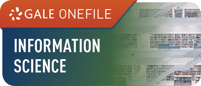 Gale OneFile: Information Science