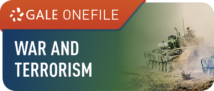 Gale OneFile: War and Terrorism